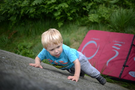Callum at Wimberry (Age 2), 70 kb