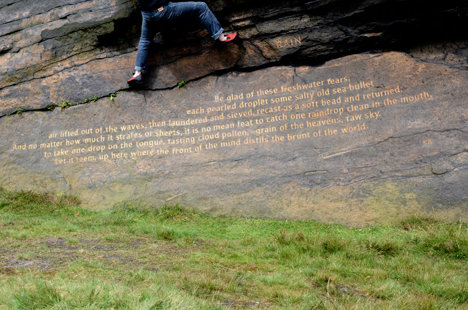 'Rain' at Cows Mouth Quarry, 198 kb