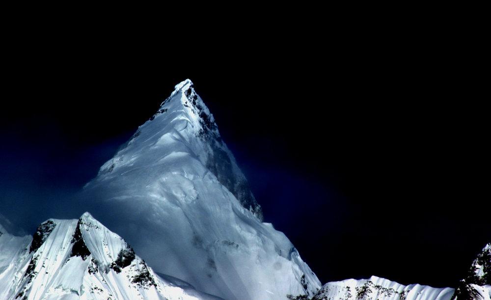 Shispar Peak - Upper Gojal, province of Gilgit-Baltistan, Pakistan , 75 kb