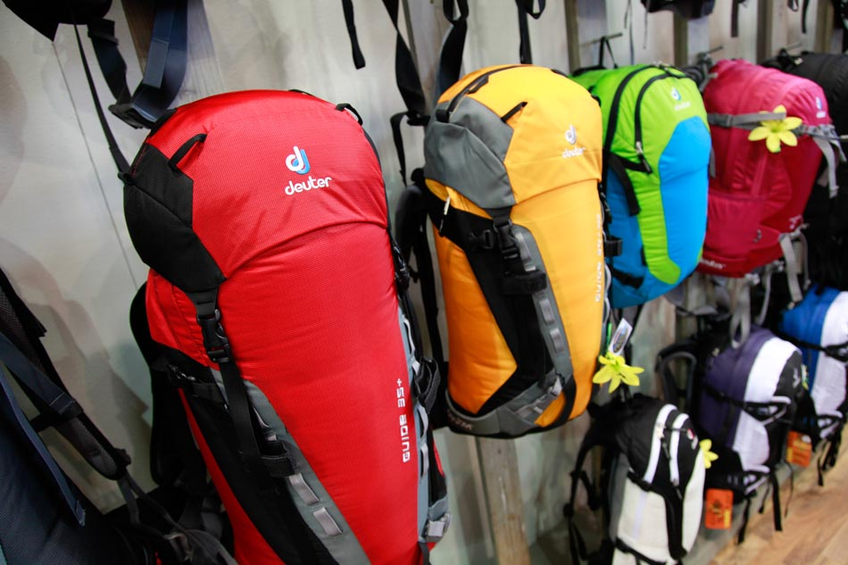 New Deuter Guide Packs for 2013, 112 kb