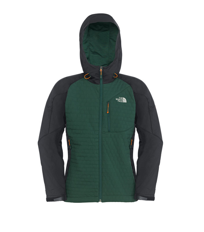 Men's Polar Hooded Jacket, 71 kb