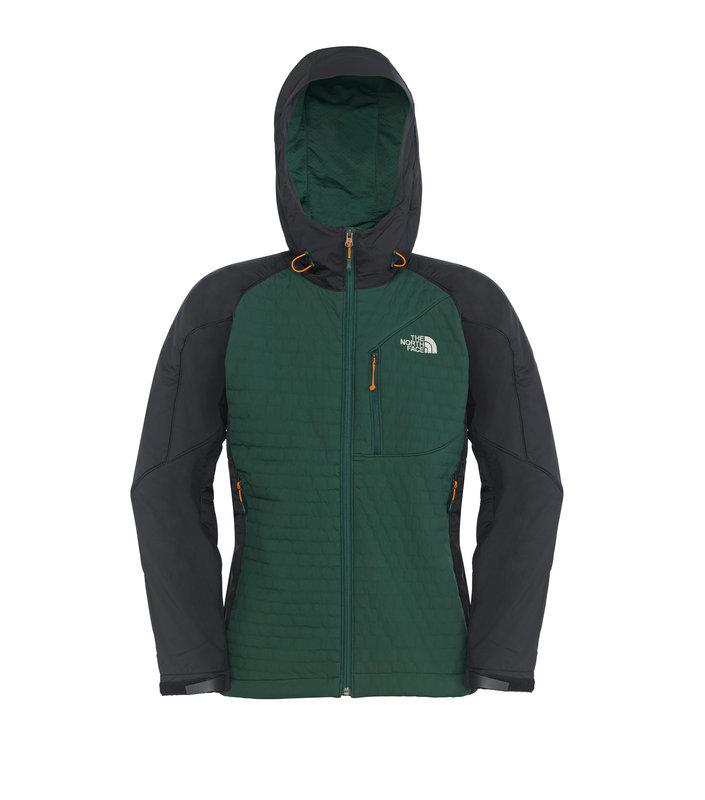 Men's Polar Hooded Jacket, 71 kb