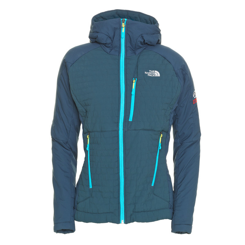 Women's Polar Hooded Jacket, 79 kb