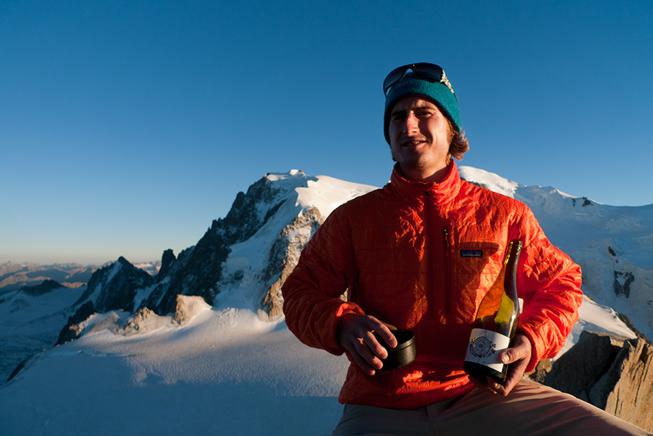 Tom Grant; skier, alpinist., 182 kb
