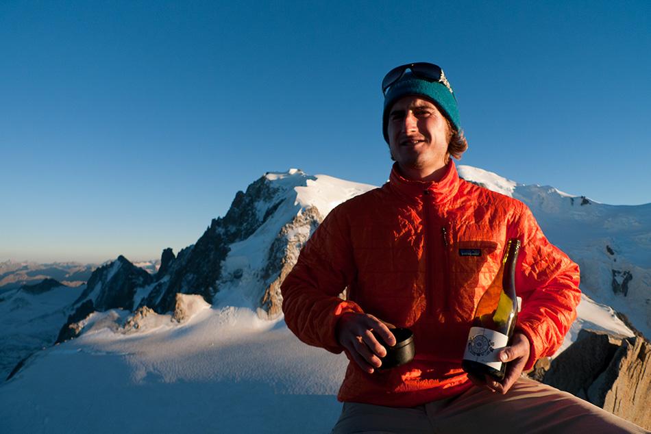 Tom Grant; skier, alpinist., 182 kb