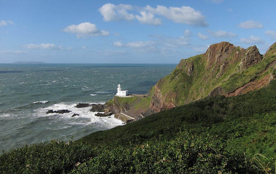 Lundy and Hartland Point, 173 kb