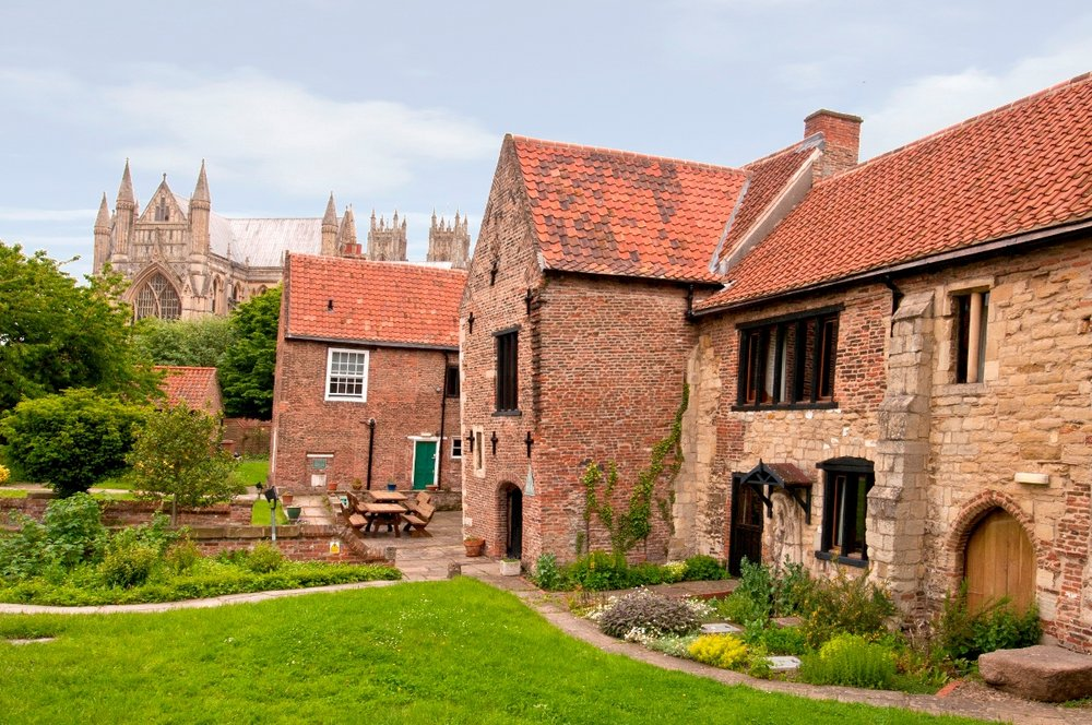 £340,000 refurbishment of historic YHA Beverley Friary set to increase its family appeal #1, 196 kb