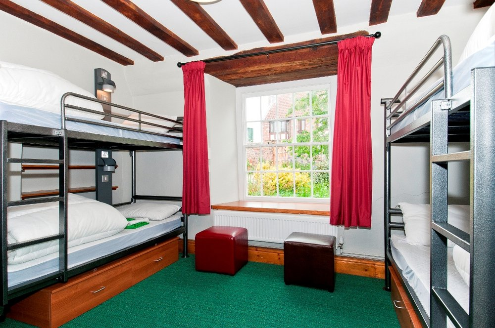 £340,000 refurbishment of historic YHA Beverley Friary set to increase its family appeal #3, 159 kb