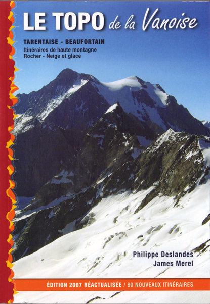 Le topo de la Vanoise, Tarentaise et Beaufortain, 98 kb