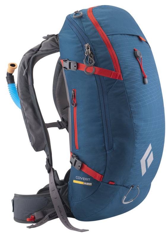 BLACK DIAMOND LAUNCHES COVERT AVALUNG SKI PACK #1, 94 kb