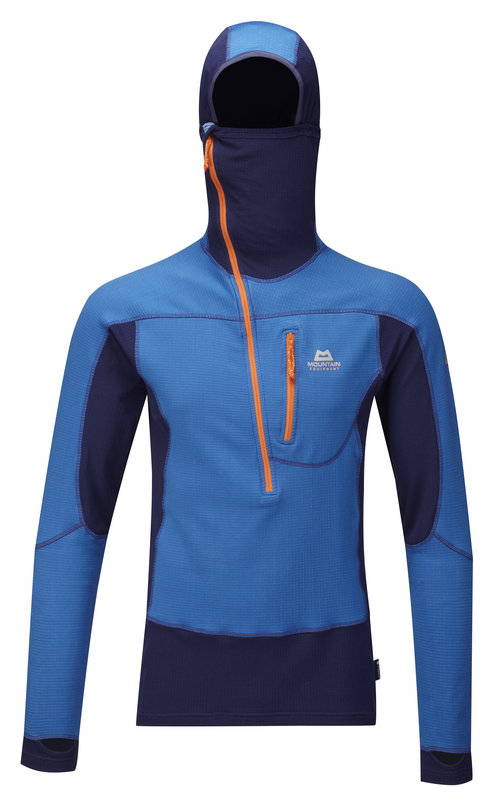 Mountain Equipment Eclipse Hooded Zip Tee #1, 64 kb