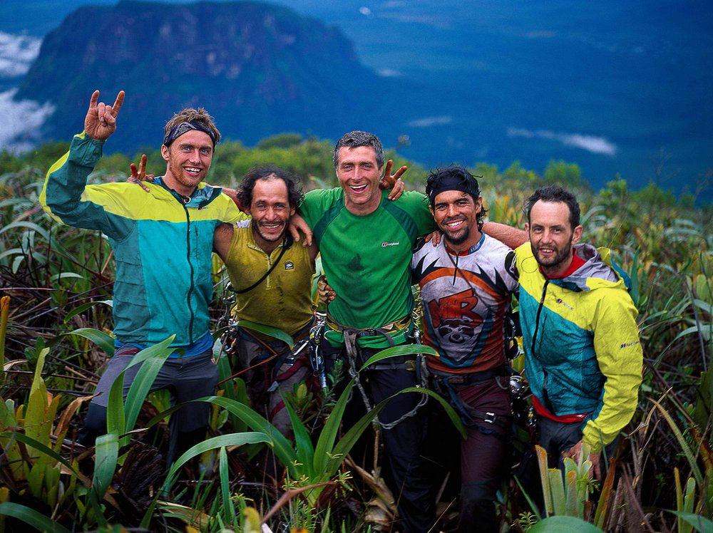 Autana: Leo Houlding and friends do Venezuela, 184 kb