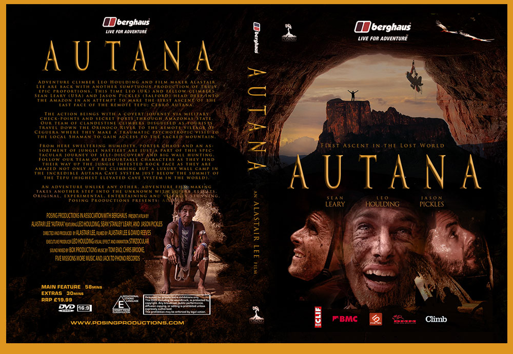 Autana DVD cover., 192 kb