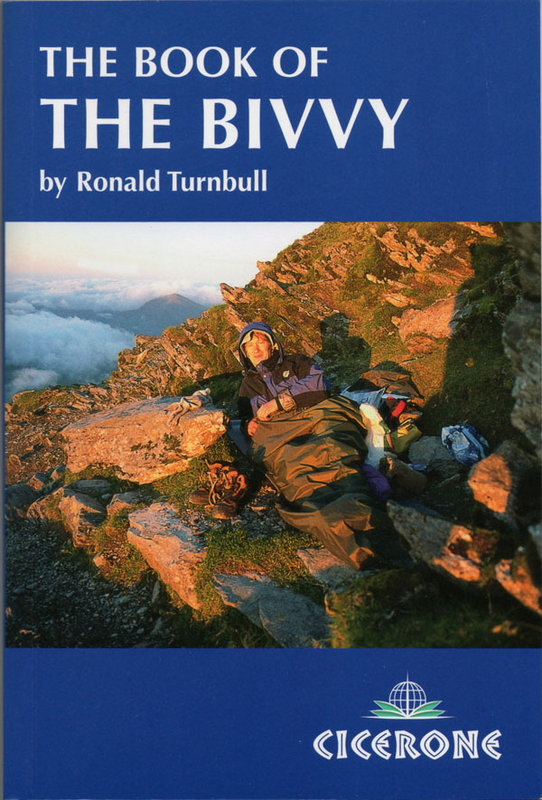 Book of the Bivvy cover pic, 109 kb