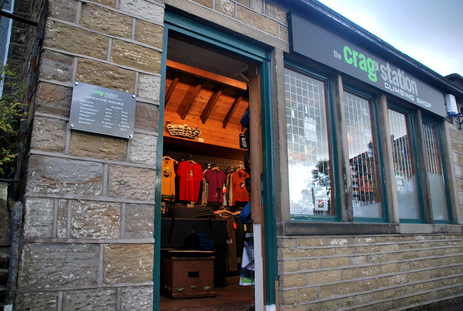 354d285c6c UKC Gear - The Crag Station: a new specialist independent climbing shop