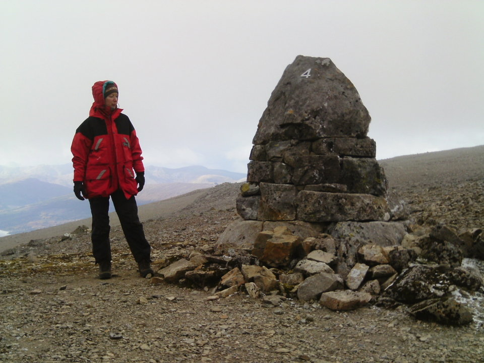 New Number 4 Gully cairn, 123 kb