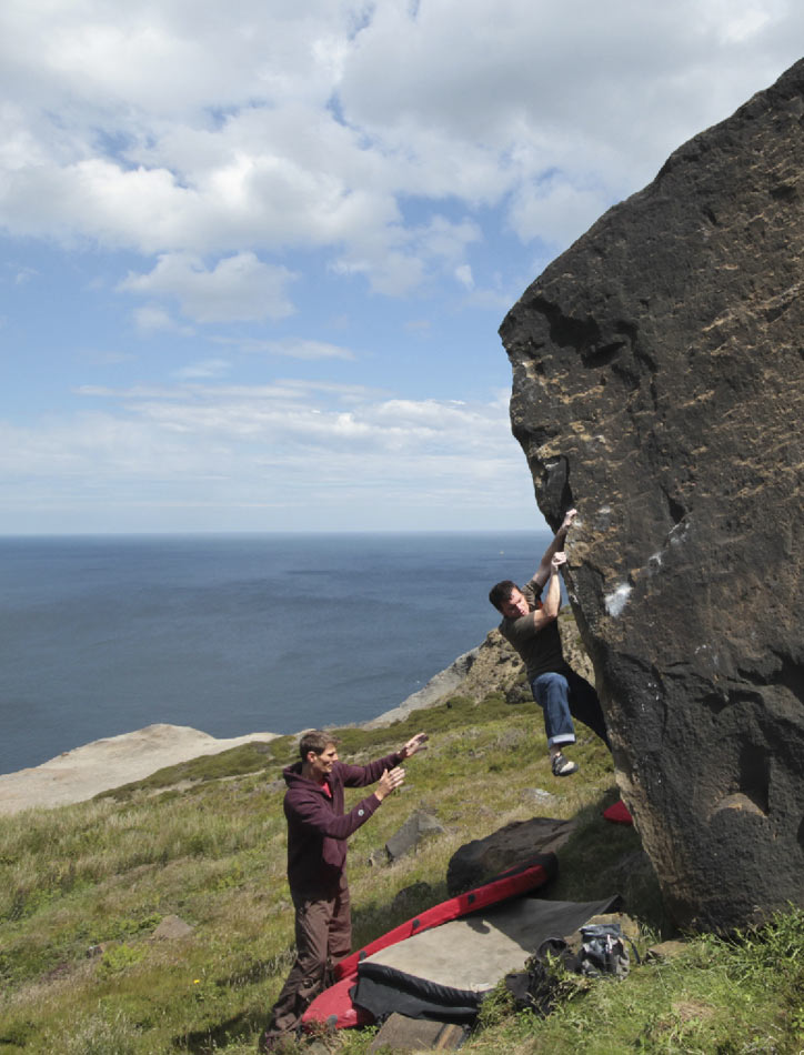 Andy Jennings on New horizons 7B at Boulby, 113 kb