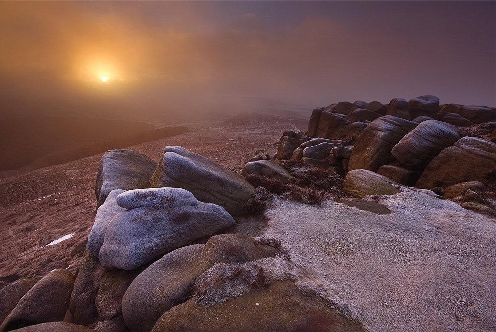Light Through Mist, 196 kb