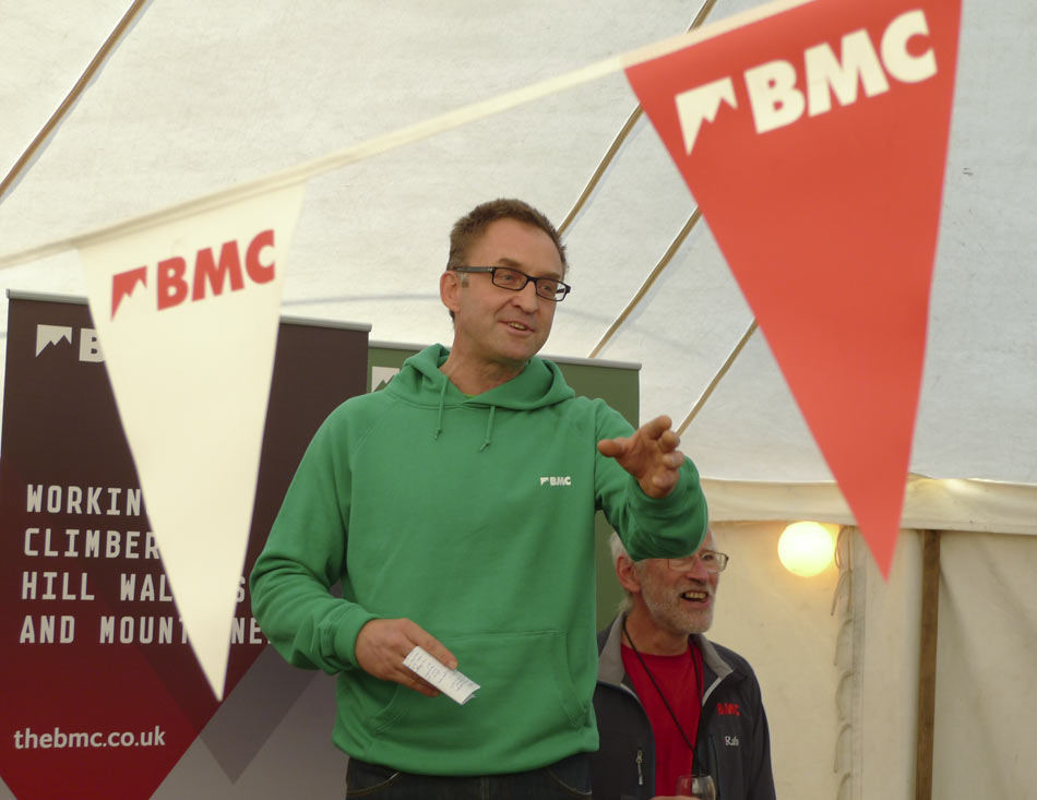 Dave Turnbull of the BMC explains what they are doing for us., 77 kb