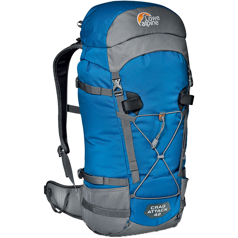 Lowe Alpine Crag Attack 42 - Surf Blue, 205 kb