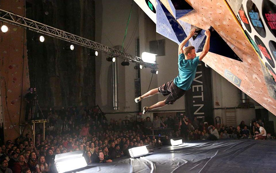 Jakob Schubert in the La Sportiva Legends Only 2012, 89 kb