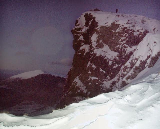 Reccying a snowy Nantlle Ridge 3, 135 kb
