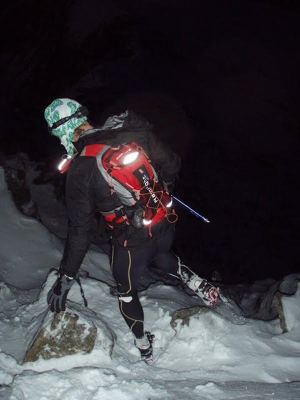 Reccying a snowy Nantlle Ridge 4, 194 kb