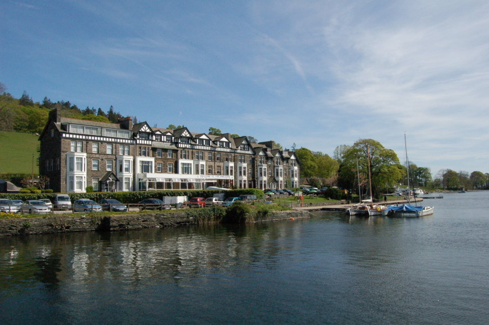 YHA Ambleside, currently receiving a £1.42M upgrade, 128 kb