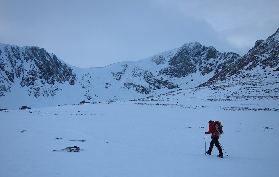 Coire an t-Sneachda - the most frequently mispronounced name in Scotland?, 91 kb