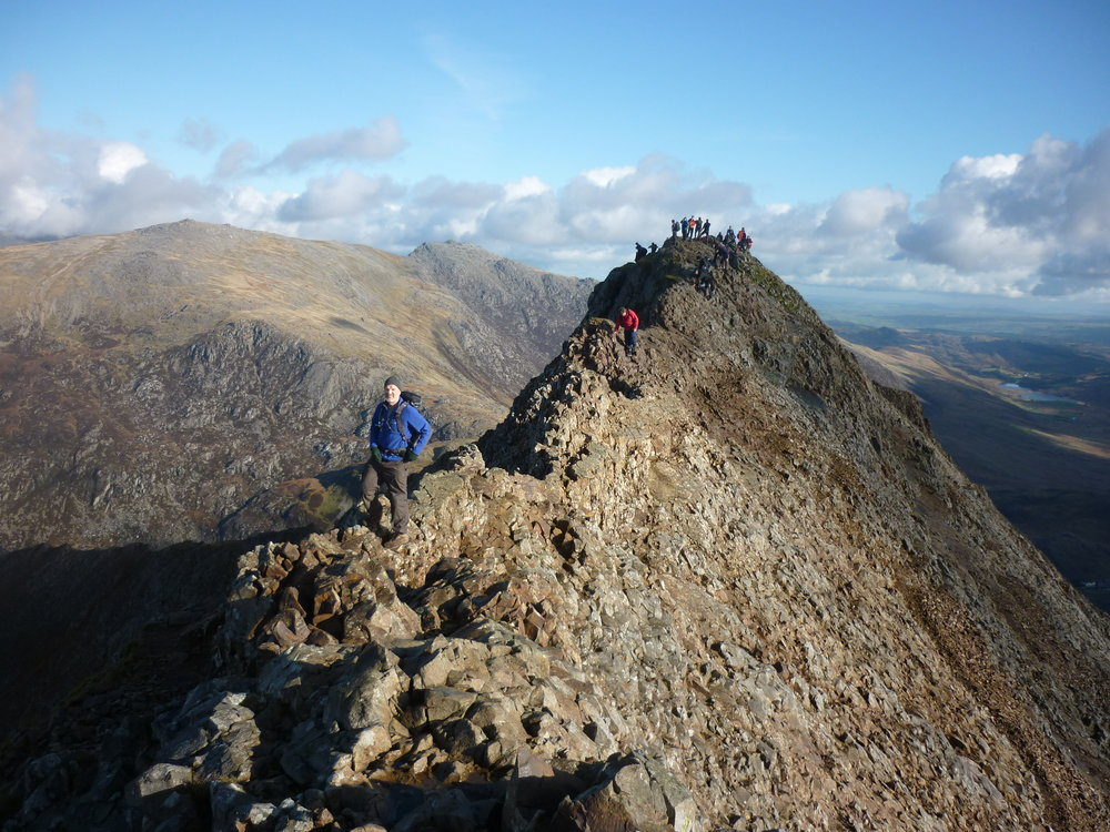 a nice day on the ridge., 202 kb