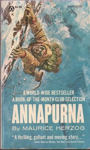 Annapurna by Maurice Herzog, 71 kb