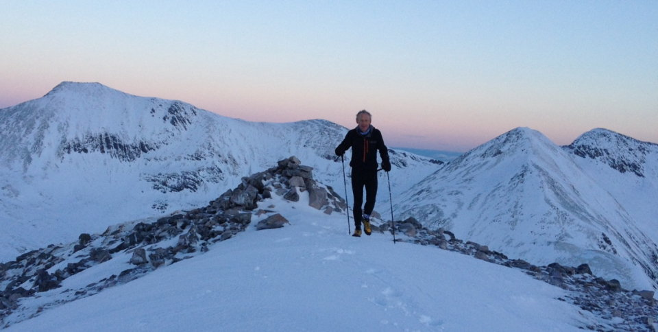 Tom in the Mamores, 71 kb