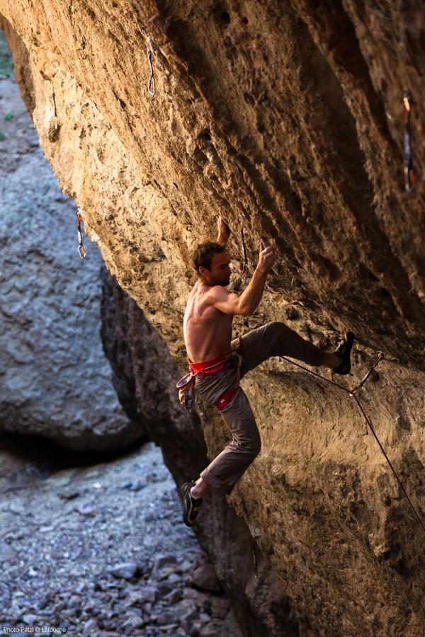 Petzl RocTrip 2012 - Butrera Canyon, Piedra Parada, Argentina, 190 kb