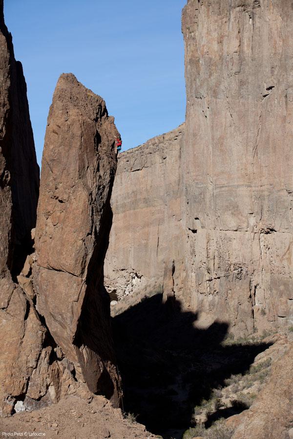Petzl RocTrip 2012 - Butrera Canyon, Piedra Parada, Argentina, 151 kb