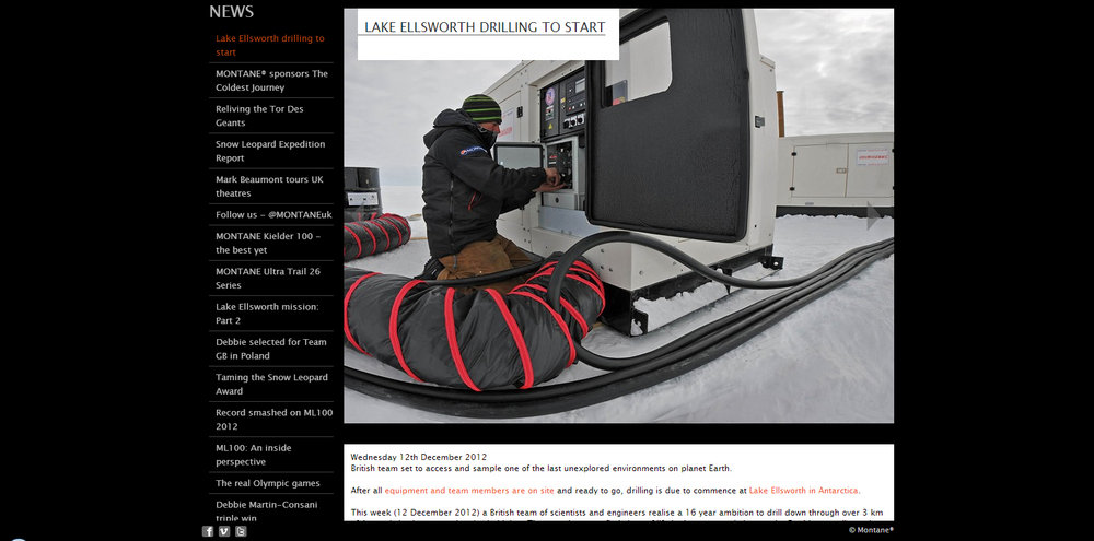 Each News story features multiple images in a new rotating gallery, 94 kb