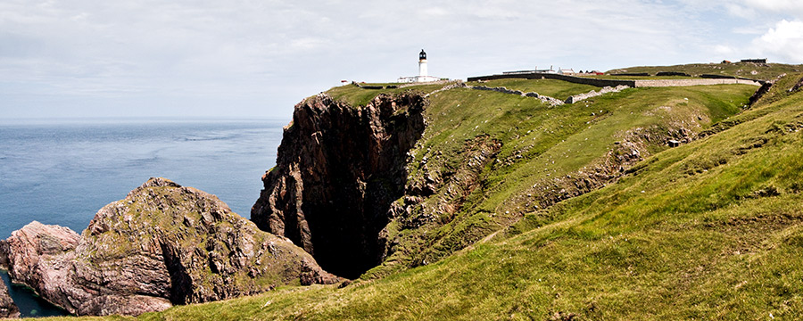 Cape Wrath Lighthouse, 161 kb
