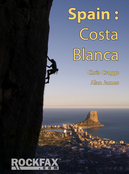 Rockfax Spain : Costa Blanca Cover, 92 kb