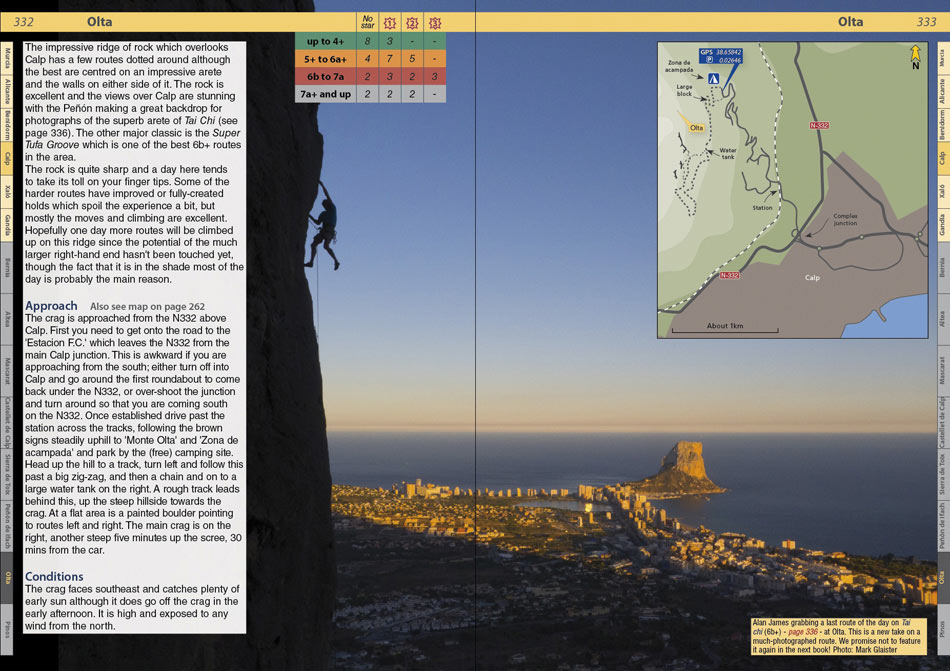 Spain : Costa Blanca example page 2, 139 kb