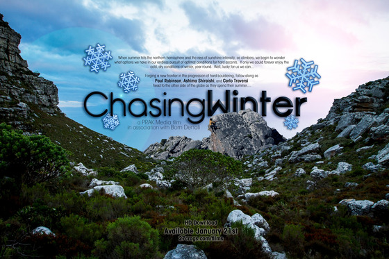 Chasing Winter, 101 kb