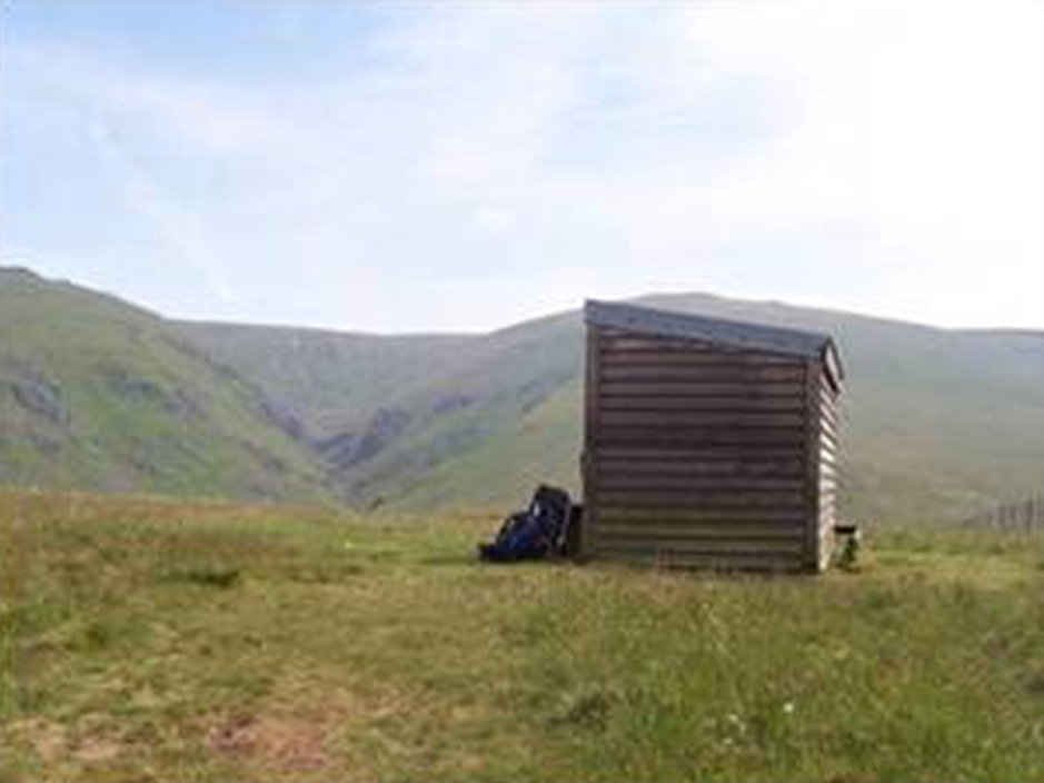 Refuge hut in the Cheviots, 56 kb