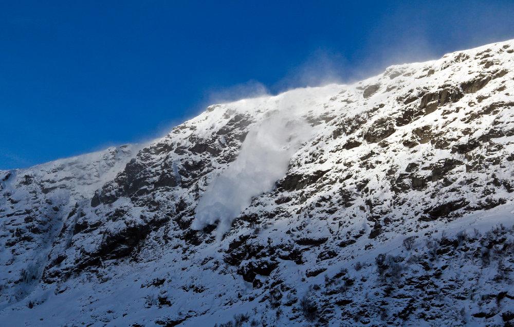 Avalanche, Glen Doll, 192 kb