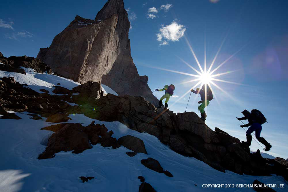 Alastair Lee's much-anticipated film, The Great Last Climb, 114 kb