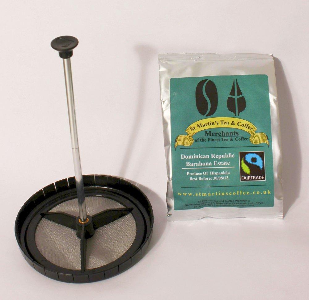 Coffee Press and Fresh Coffee, 101 kb