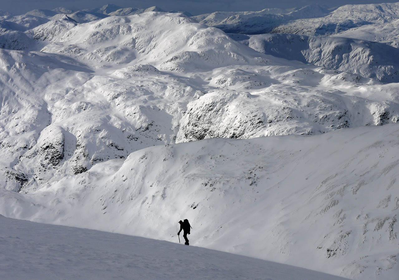 Winter Scotland , 186 kb