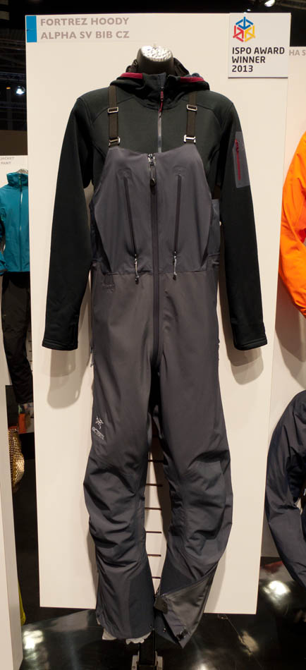 ISPO Award Winner 2013 - Arcteryx SV Bib Pants, 69 kb