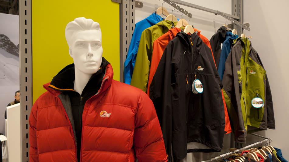 Lowe Alpine Clothing, 92 kb