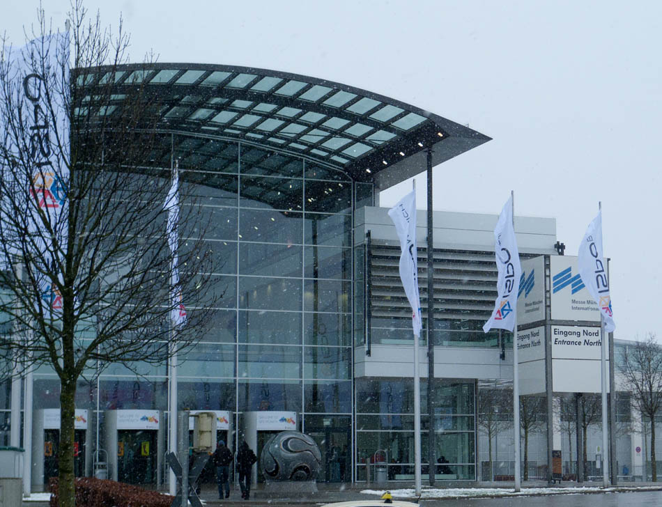 ISPO Outdoor Trade Show 2013, 154 kb