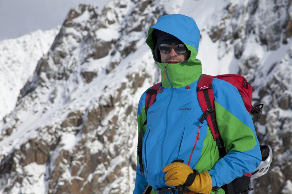 Patagonia Super Alpine's bellows pockets swallow masses of stuff (Geldard), 129 kb