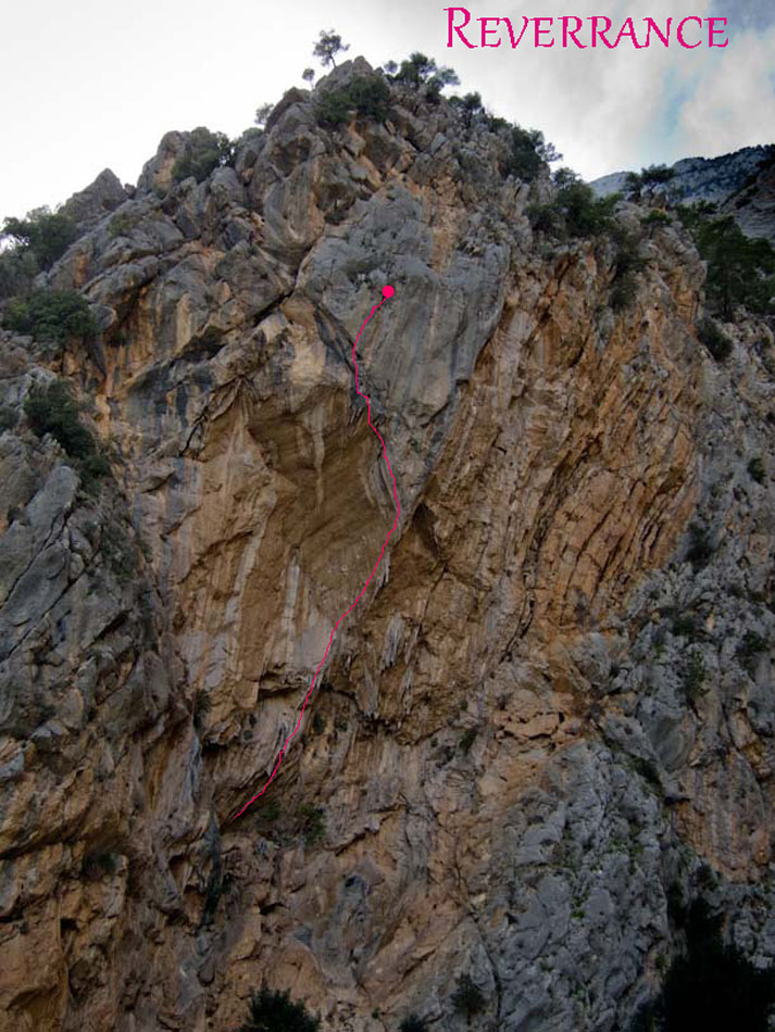 The awesome line of Reverrance - now an 8c+ from James Pearson, 190 kb