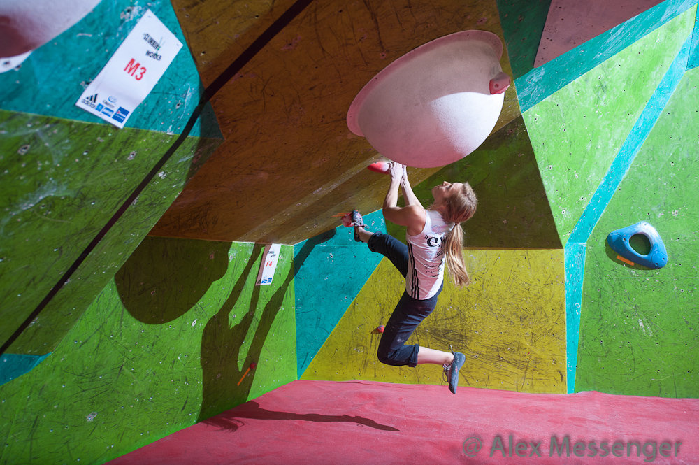Mina Leslie-Wujastyk in the CWIF 2013, 216 kb